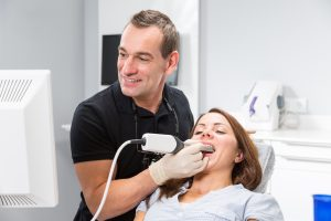 L'utilisation du scanner intra-orale : Empreinte Optique en Orthodontie